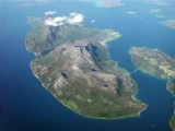 Avion vers BODO puis Lofoten