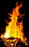 Flame Figure
