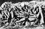 Burren Stone Wall
