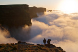 Foggy Cliffs 3