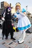Alice in Wonderland + Friend