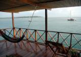 View from Upper deck, Bocas Inn