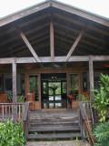Main Lodge Entrance