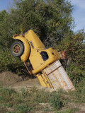 Abandoned vehicles
