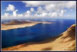 SPAIN - ISLAND OF LANZAROTE - MIRADOR DEL RIO