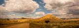 Namibia Veld Panorama