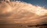 Sunrise Cloudscape at Rottnest Island