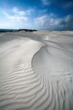 Sand dunes at Lancelin