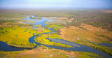 Yellow Waters Billabong from above