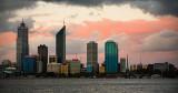 Perth Cloudscape