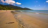 Cape Tribulation beach scene