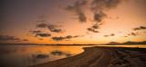Dunk Island Dusk Panorama