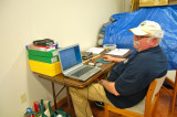 Jere Ingram at the helm for DCC loco programming