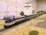 Amtrak San Joaquin at Sheridan