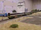 Amtrak California's San Joaquin at Sheridan