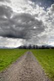 Atmospheric view close to Rain (LU)