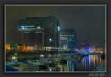 Cologne Harbour Construction Site