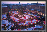 Christmas Market near Cologne Cathedral