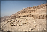 Hiking at Deir el-Bahri
