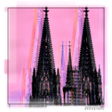 The Towers of Cologne Cathedral