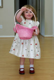 Maddy Ready for the Easter Egg Hunt!
