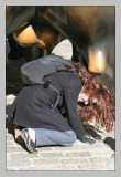 Kneeling ritual