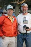 Eric Ryback and Deems Burton