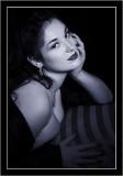Mina La Fleur : Beauty in Black & White (Set 3) ...