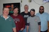 Frontier #1 - Tournament Champions Rich Robinson, Shaye McMillian, Francis Panion, Scott Williams, Jeff Pickett