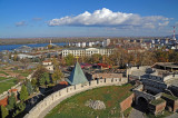 From Kalemegdan over the Danube