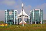 Airport City, Stari aerodrom, New Belgrade