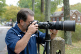 Testing the 200-400mm zoom