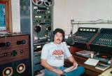 Mike Kolb In Studio B - June 1980
