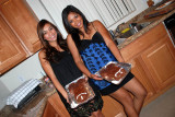 Pennis Cake Models! lol