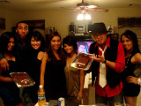@ Jessie w/ the Penis Cakes