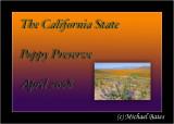 California Poppy Preserve