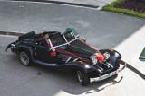 2007 11 Wedding & '34 Benz 500K Roadster