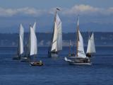 Sunshine! A Gentle Breeze! Sailing! Perfect!