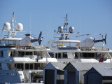 Helicopters on Yachts