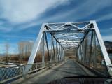 One Lane Bridge in Big Sky Country