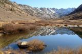 Lamoille Canyon Reflection