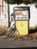 Gas Pump with a Story! (red tag and all)