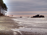After The Storm - Ruby Beach