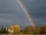 Rainbow in Paradise - Fleeting may it be.....
