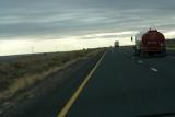 River of Trucks - I-40