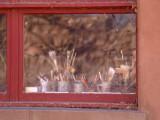 Window Study 2 - Focus on Brushes in Window