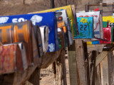 The Mailboxes of Galisteo