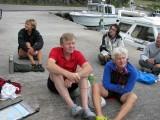 Eva, Bosse, Peggy och Mattias