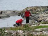 Kjelle och Anna diskar