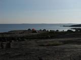 Vy över lägerplats N7